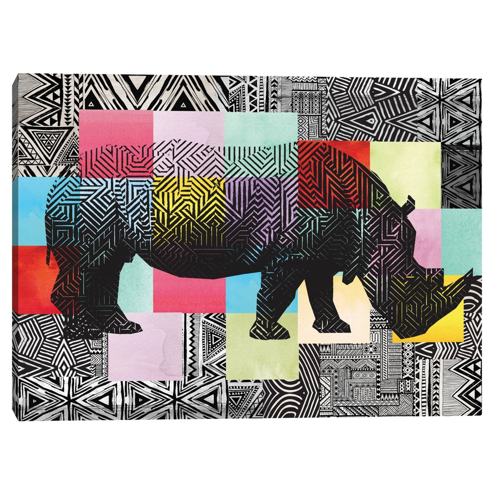 30 34 X 40 34 Patchwork By Nikki Chu Canvas Art Print Masterpiece Art Gallery
