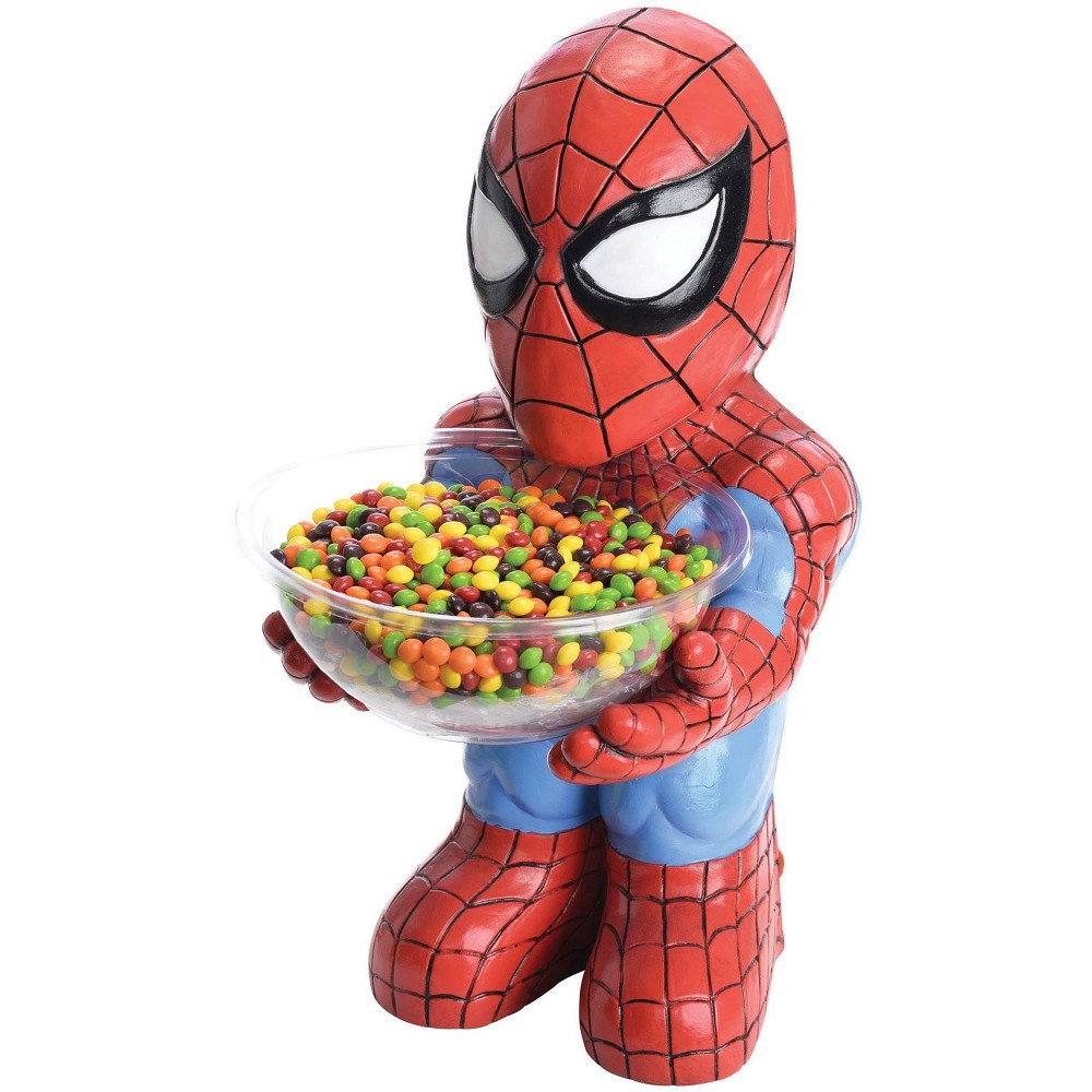Image of Marvel Halloween Candy Bowl Holder- Spider-Man