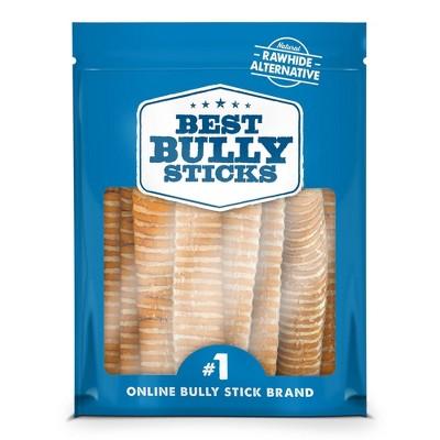 Best Bully Sticks Beef Dog Treats - 12ct