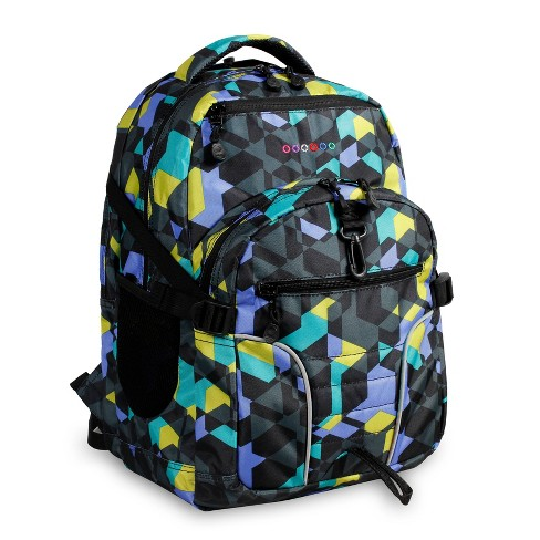 """J World 19.5"""" Atom Multi-Compartment Laptop Backpack - image 1 of 4"""
