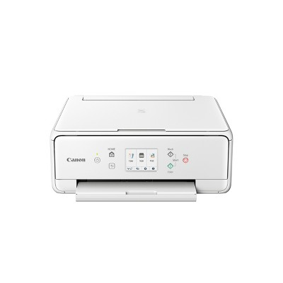 Canon PIXMA TS6220 White Wireless Inkjet All-In-One Printer