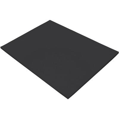 Tru-Ray Sulphite Construction Paper, 18 x 24 Inches, Black, 50 Sheets