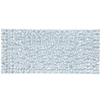 XL Non-Slip Pebble Bath Mat for Tubs and Showers - Slipx Solutions