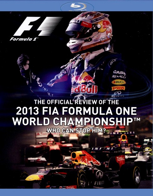 Formula one:2013 official review (Blu-ray) - image 1 of 1