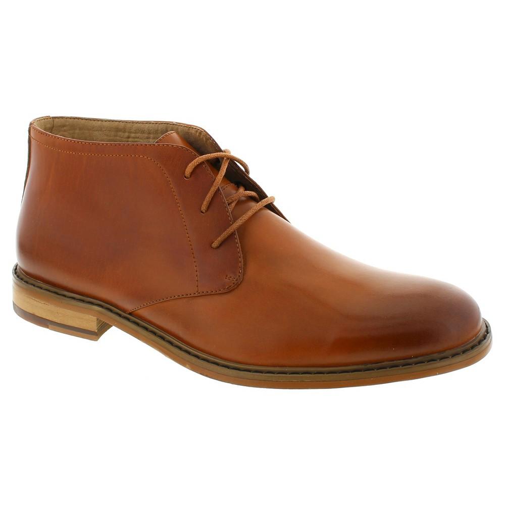 Chukka Boots Deer Stags Sttlsmth Black 12, Boy's, Brown