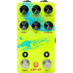 Walrus Audio ARP-87 Multi-Function Neon Delay Effects Pedal