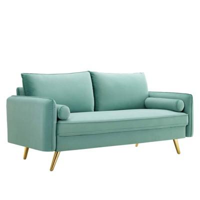 Revive Performance Velvet Sofa - Modway