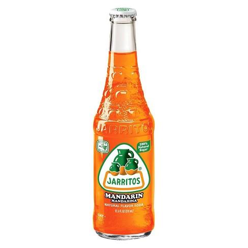 Jarritos Mandarin - 12.5 fl oz Glass Bottles - image 1 of 3