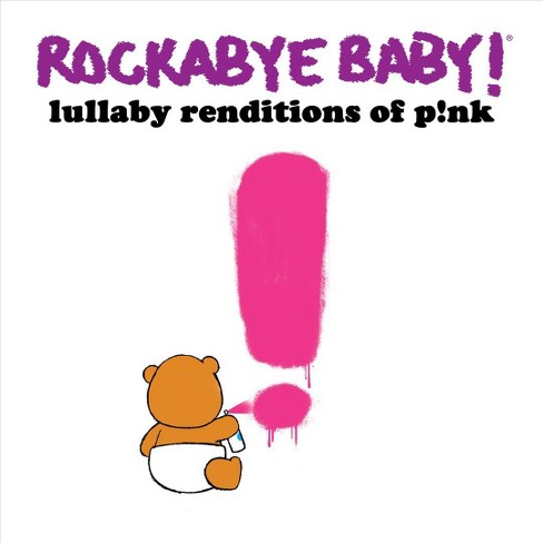 Various - Rockabye baby:Pink lullaby renditions (CD) - image 1 of 1