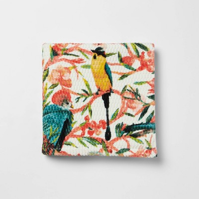 Floral Bird Bath Towel - Opalhouse™