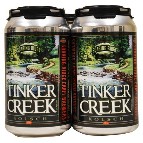 Soaring Ridge® Tinker Creek Kolsch - 6pk / 12oz Cans - image 1 of 1