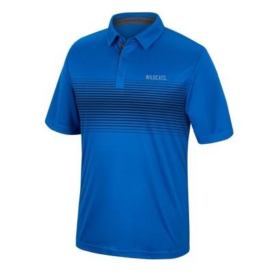 NCAA Kentucky Wildcats Men's Short Sleeve Polo Shirt