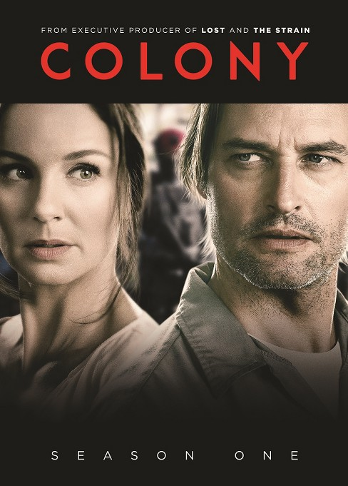 Colony:Season one (DVD) - image 1 of 1