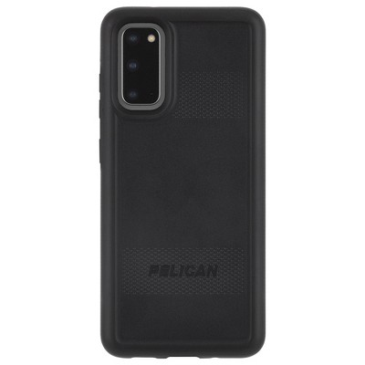 Pelican - PROTECTOR Series - Case for Samsung Galaxy S20 5G UW - Military Drop Protection - 6.2 inch - Black