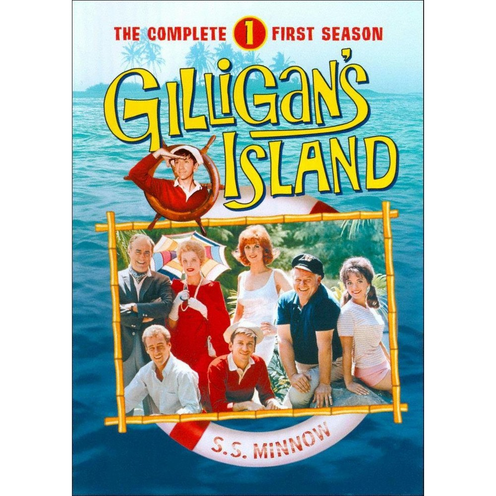 Gilligan's Island: The Complete First Season [6 Discs]