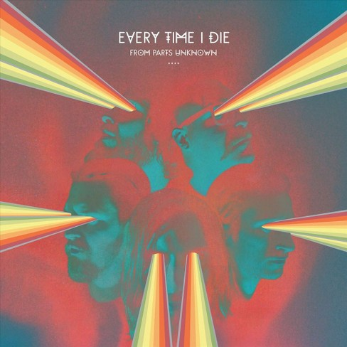 Every time i die - From parts unknown (Vinyl) - image 1 of 1