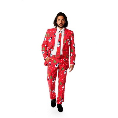 Suitmeister Christmaster Men's Costume Suit