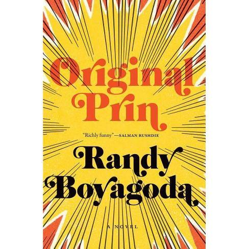 Original Prin - by  Randy Boyagoda (Paperback) - image 1 of 1