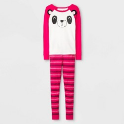Girls' Pajama Set - Cat & Jack™ Pink