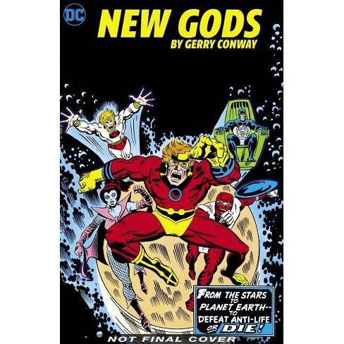 New Gods by Gerry Conway - (Hardcover) - image 1 of 1