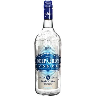 Deep Eddy Vodka - 750ml Bottle