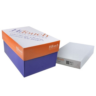 HiTouch Business Services Copy Paper 8.5 x 11, 20lb/92 Bright, 5000 Sheets – SPZMOP8511