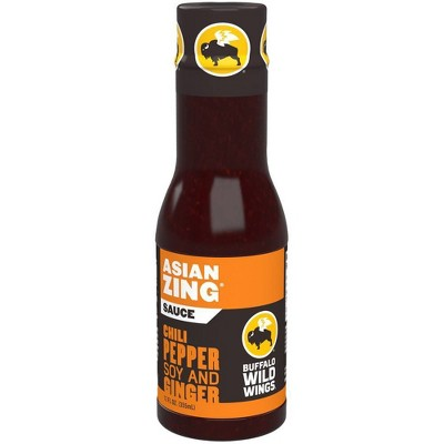 Buffalo Wild Wings Asian Zing Sauce  - 12oz