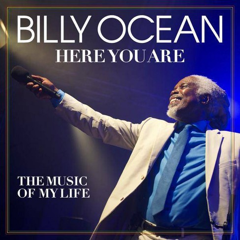 Billy Ocean - Here You Are: The Music Of My Life (CD) - image 1 of 1