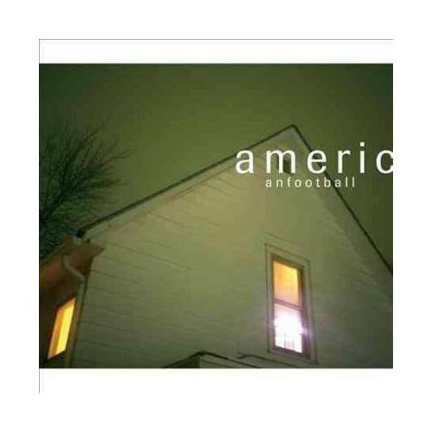 American Football - American Football (CD) - image 1 of 1