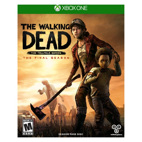 The Walking Dead: The Final Season - Xbox One - image 1 of 4