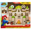 "Nintendo Super Mario Bowser Castle with 2.5"" Bowser Figure - image 2 of 4"