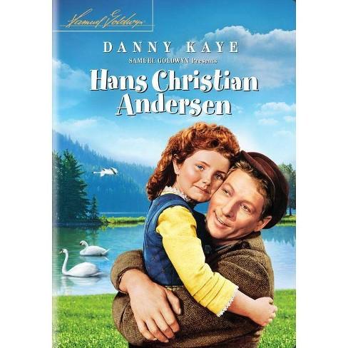 Hans Christian Andersen (DVD) - image 1 of 1