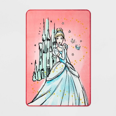 Disney Princess Midnight Dreams Throw