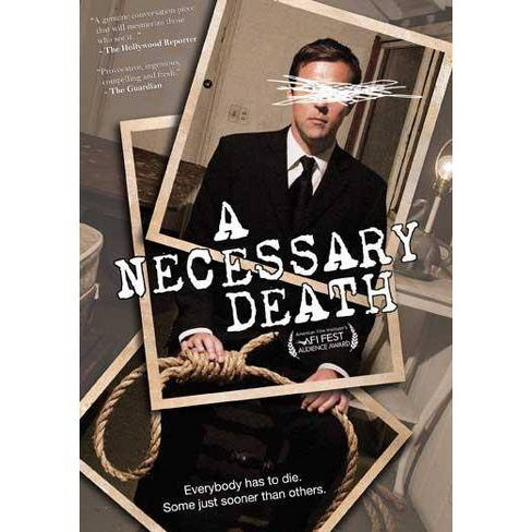 A Necessary Death (DVD) - image 1 of 1