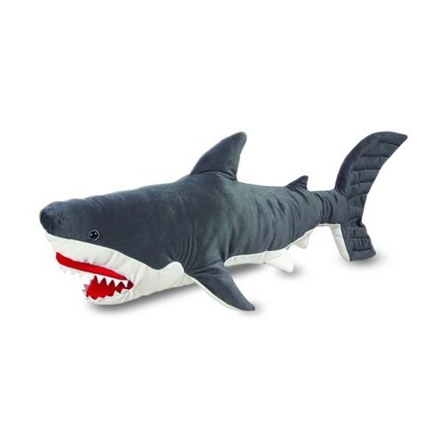 Melissa & Doug 3' Giant Shark - image 1 of 3