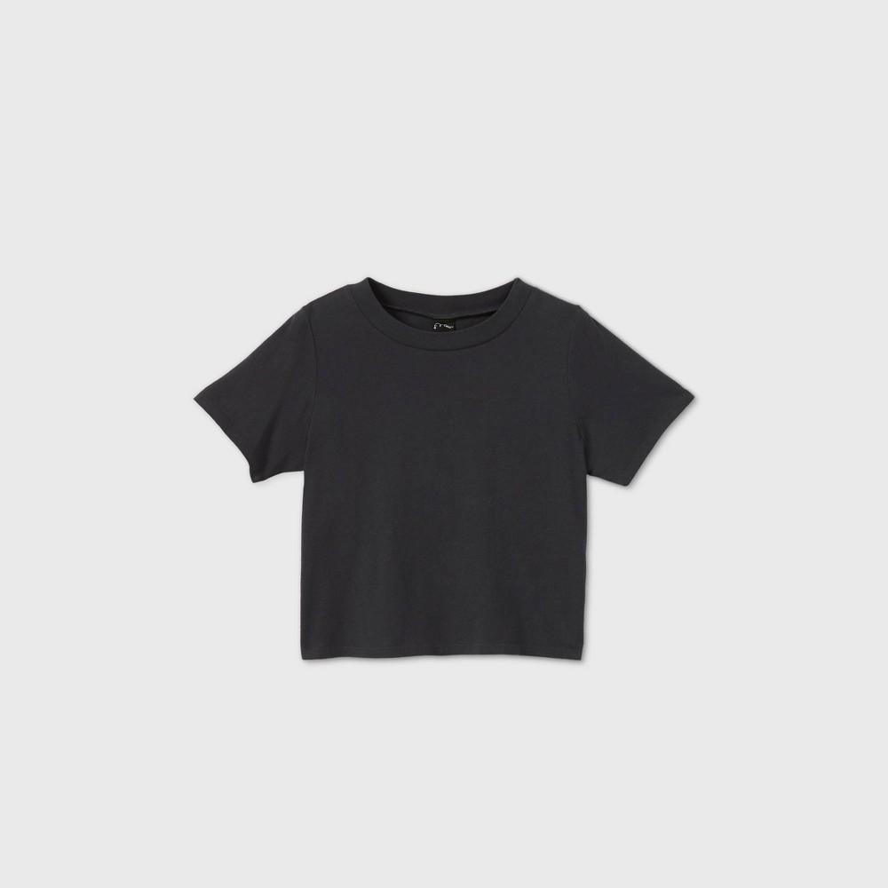 Top Girls' Short Sleeve Boxy T-Shirt - art class™