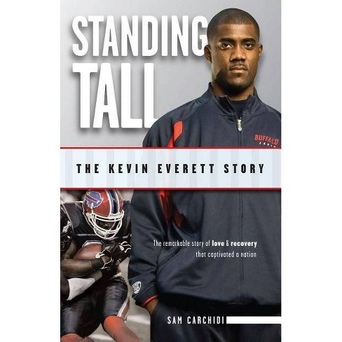 Standing Tall - by  Sam Carchidi (Paperback) - image 1 of 1