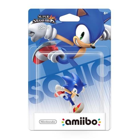 Nintendo Super Smash Bros. amiibo Figure - Sonic - image 1 of 2