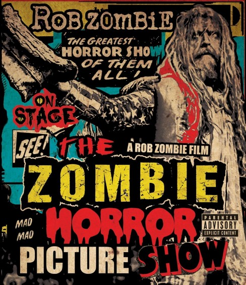 Zombie Horror Picture Show (DVD) - image 1 of 1