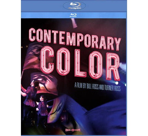 Contemporary Color (Blu-ray) - image 1 of 1