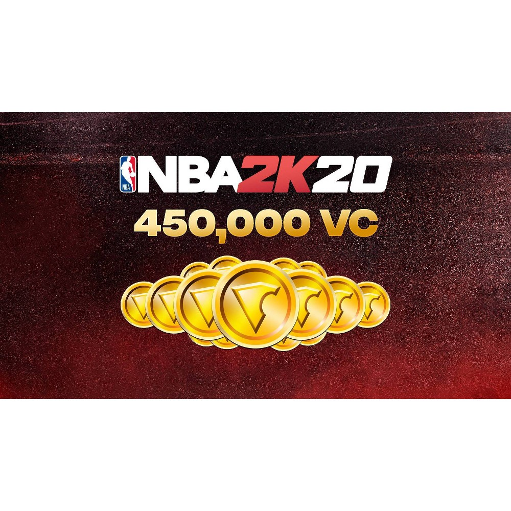 NBA 2K20: 450,000 VC - Nintendo Switch (Digital)