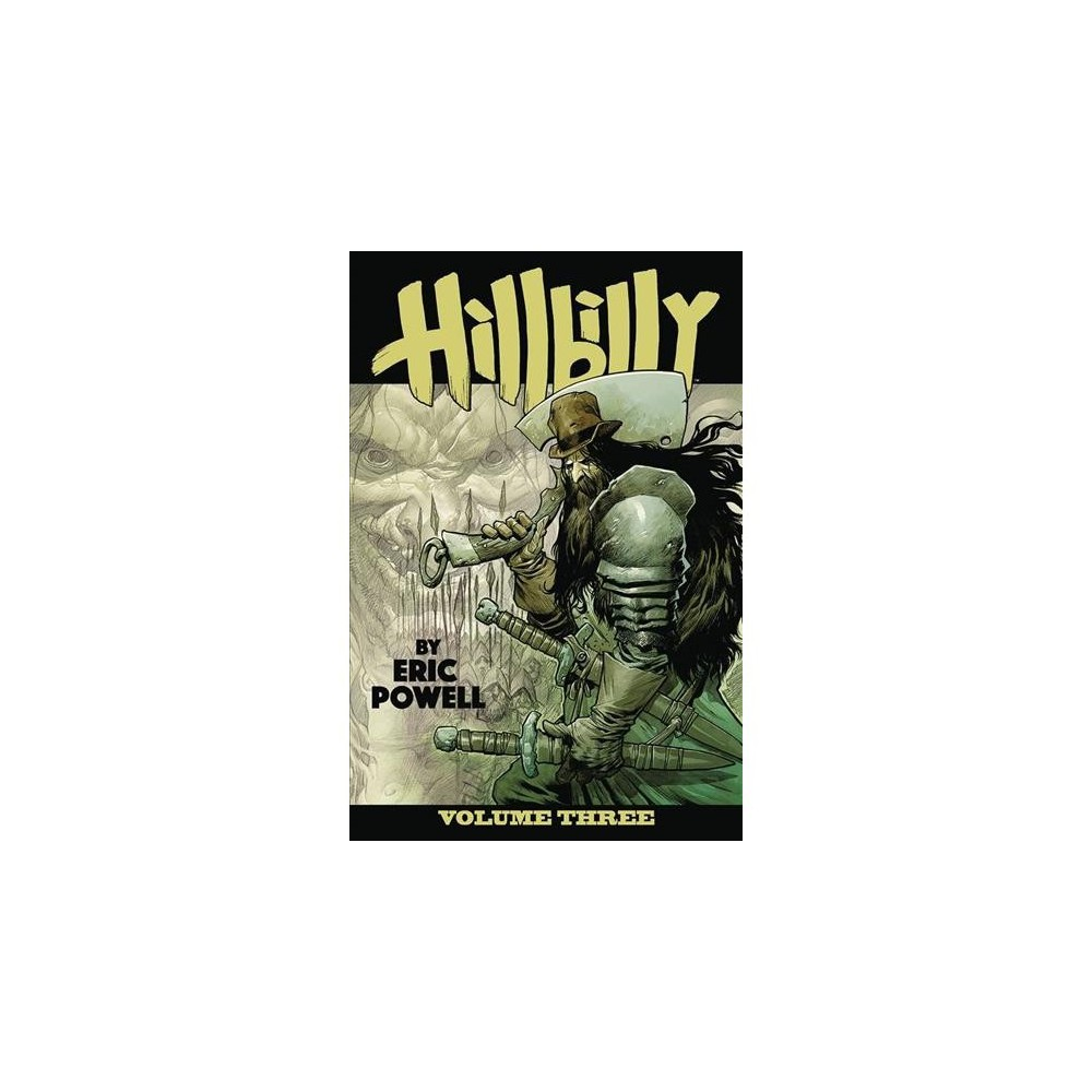 Hillbilly 3 - (Hillbilly) by Eric Powell (Paperback)