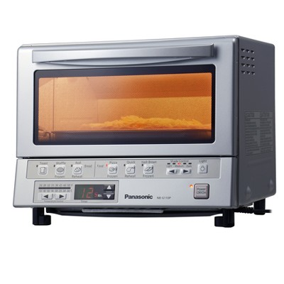 Panasonic Flash Express Toaster Oven - Stainless Steel NB-G110P