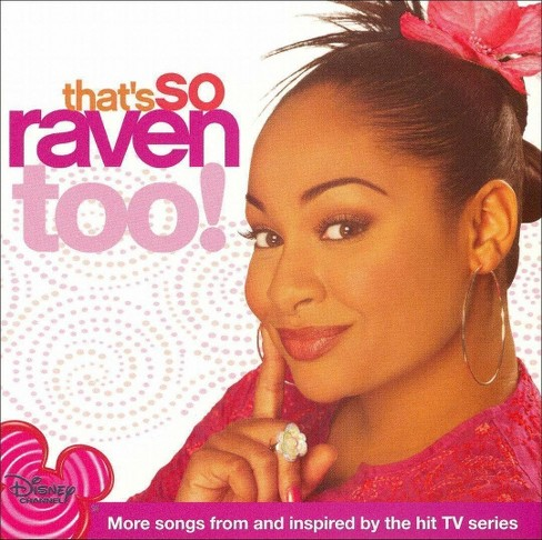 Original Soundtrack - That's So Raven Too! (CD) - image 1 of 1