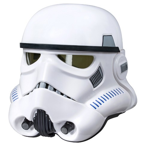 Star Wars The Black Series Imperial Stormtrooper Electronic Voice Changer Helmet - image 1 of 13