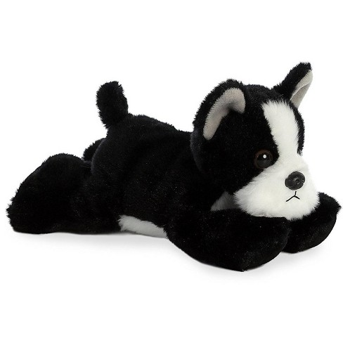 Aurora World Mini Flopsie Boston Terrier 8 Stuffed Animal Target