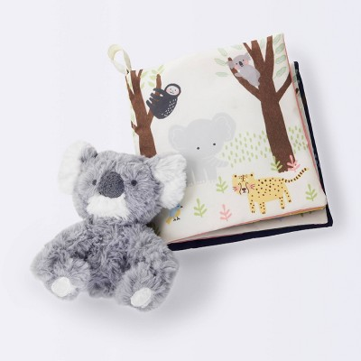 Baby Soft Book and Plush - Cloud Island™ Jungle