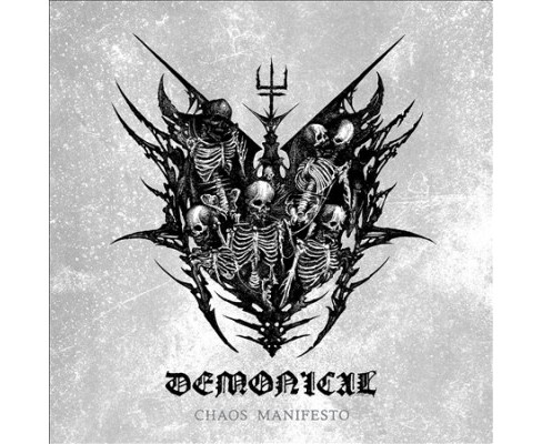 Demonical - Chaos Manifesto (CD) - image 1 of 1