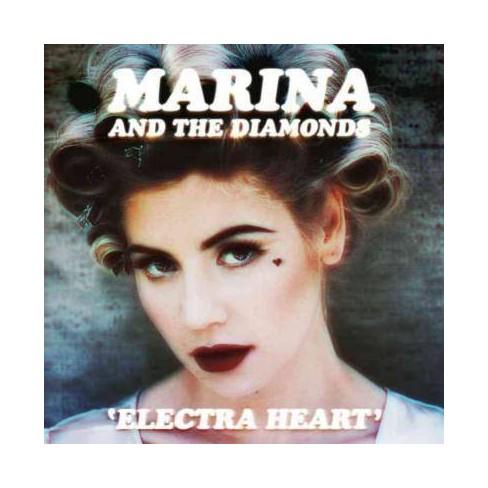 MARINA - Electra Heart (2LP) (Vinyl) - image 1 of 1