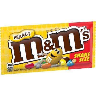 Chocolate Candies: M&M's Peanut